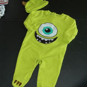 Monsters Inc Disney Baby